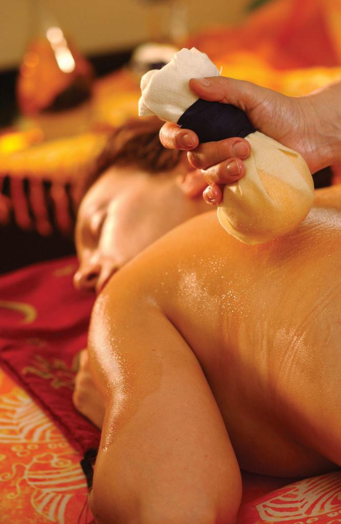 Μάλαξη - Μασάζ (Massage)